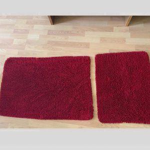 Matching Bathroom Rugs